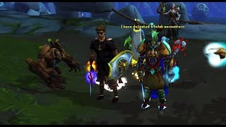 Full Solak Kill and First Pet In Game (Duo)