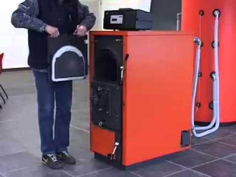 Centrale termice pe peleti automate
