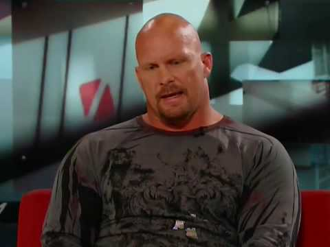 Steve Austin on The Hour with George Stroumboulopoulos