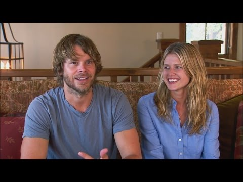 'NCIS: LA' Star Eric Christian Olsen and Wife Sarah Wright Hunt for Homes on HGTV