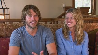 'NCIS: LA' Star Eric Christian Olsen and Wife Sarah Wright Hunt for Homes on HGTV
