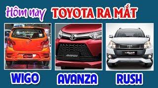Bộ ba xe giá rẻ của Toyota được mong chờ ra mắt hôm nay | Xe Vinfast đủ tiêu chuẩn để xuất khẩu