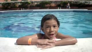 Trucos en la piscina
