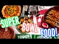 SUPER BOWL FOOD! GAME DAY APPETIZERS AND SNACKS! PINTEREST INSPIRED!