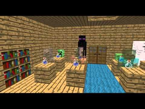 Майнкрафт Школа Мобов   Учитель и Ученики Minecraft Сериал!