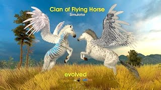 Clan of Pegasus - Flying Horse (by Wild Foot Games) Android Gameplay [HD]
