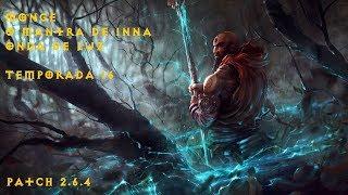 Diablo 3 - Monge de Inna Top 1 Temporada 16