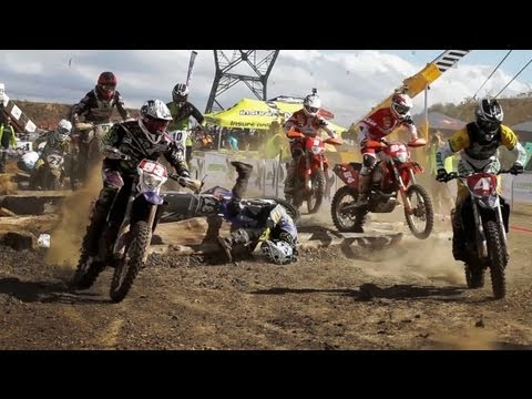 Moto-Gladiators: 2013 Melbourne Enduro-X