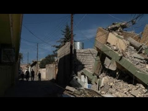 Earthquake kills over 400, injures thousands in Iraq-Iran