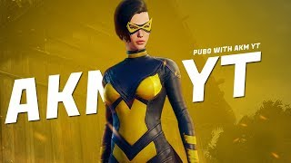 PUBG mobile and PC live tamil | Rush Gameplay | AKM YT