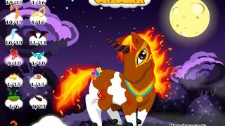 My Baby Unicorn 2 Game Walkthrough - Video Tutorial