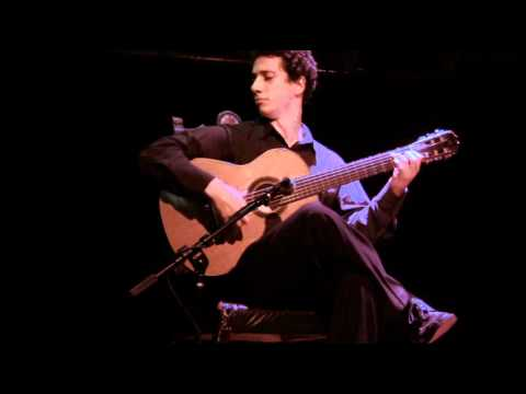 Grisha Goryachev plays Minera by Vicente Amigo (2008)