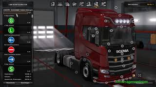 ETS2//  Scania S/ Next Generation;  Tuning