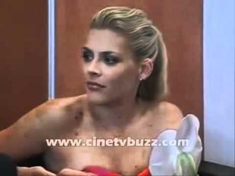 Busy Philipps Interview (Festival TV Monte Carlo 2010)