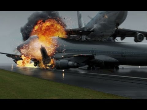 Boeing 747 Crash 747 Klm Boeing 747 Crash