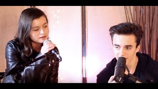 Shallow (from a Star is Born - Lady Gaga and Bradley Cooper) Cover by Kyle Meagher and Dalila Bela