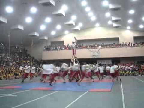 Batangas State University Main CAmpus I- Cheerdance 2012