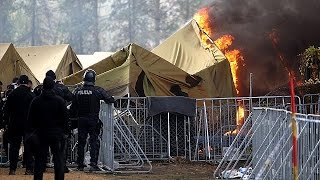 INVASION : the EU calls an emergency summit to tackle the Balkan bottleneck
