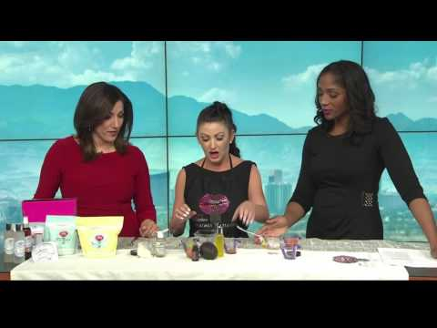 Heather Marianna Beauty Kitchen - DIY Anti-Aging, Hair, and Foot Mask!