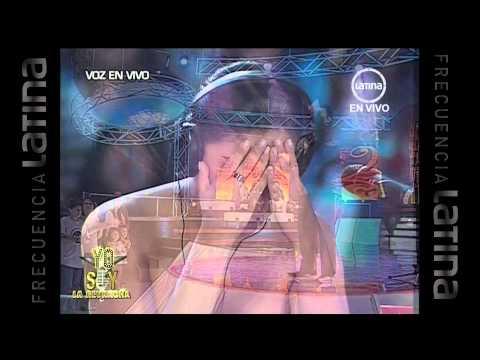 Yo Soy Juan Gabriel ♪ Adios Amor Te Vas ♪ HD 17/12/12 Ronald Hidalgo Ya Lo S