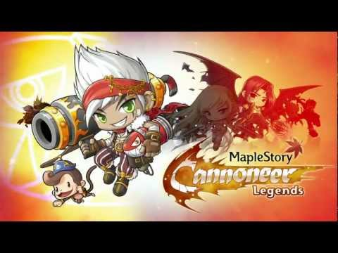 MapleStory Legends Official Cannoneer Trailer