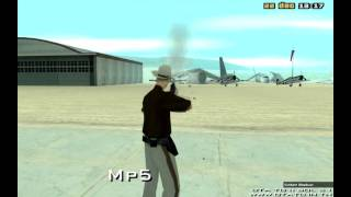 GTA SA Weapons sound mods v.2.5