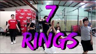Ariana Grande - 7 Rings   July Christian Cabales Choreography