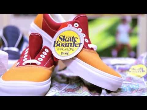 Behind The Design | Skateboarder X Vans Collaboration