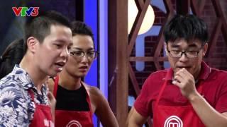MasterChef Vietnam - Vua Đầu Bếp 2015 - Tập 9 - Thử Thách đồng đội