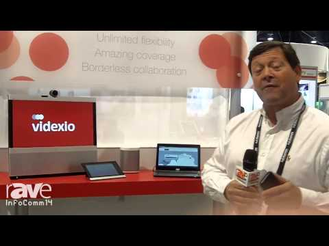 InfoComm 2014: Videxio Presents the MyVidexio Suite of Applications to Invite and Schedule Meetings