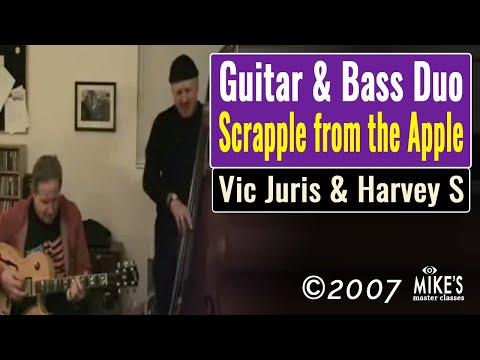 Harvie S and Vic Juris - Guitar and Bass Duo