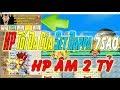 Ngọc Rồng Online - HP Tối Đa Của Set Nappa 7s Khi Có Lồng Đèn View6sao Âm 2 Tỷ HP ??? thumbnail