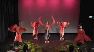 Chinese Drum Dance Han Costume Show 中国汉唐鼓舞 相和歌 汉服秀