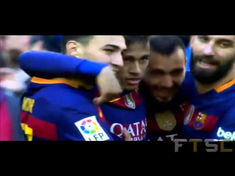 Neymar vs Getafe Home (12/03/2016) FutebolSoccer - HD