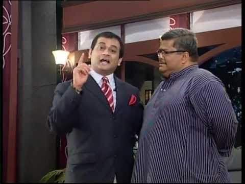 July 13, 2012 (Full Episode 7) of Grameenphone Presents The Naveed Mahbub Show with Mijarul Quayes