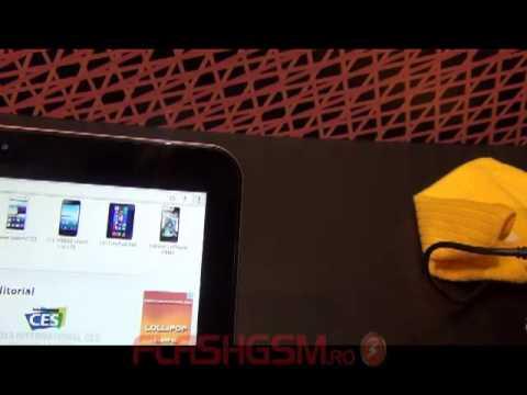 CES 2013 Toshiba Excite 10SE