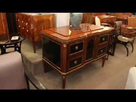 vintage furniture videolike