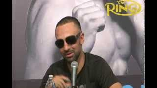Paul Malignaggi on his career/retirement: