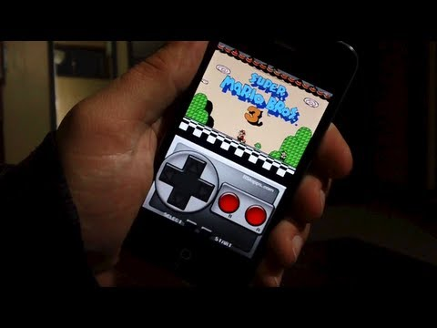 Emulators On IOS 5 For IPhone, IPod Touch & IPad NES, SNES, GBA & N64