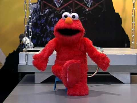 Fisher Price Elmo Live Launch