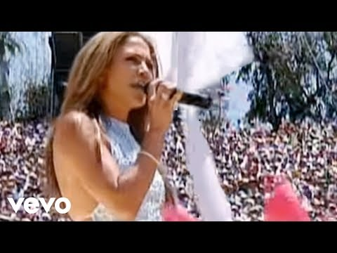 Jennifer Lopez - Let's Get Loud video