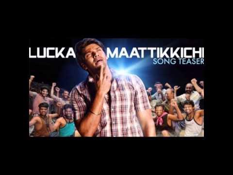 Lucka Maattikkichi- Arya, Santhanam