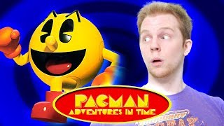 Pac-Man: Adventures in Time - Nitro Rad