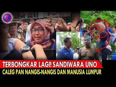 Terb0ngk4r Lagi! 'Sandiwara Uno': Caleg PAN Nangis-Nangis dan Manusia Lumpur