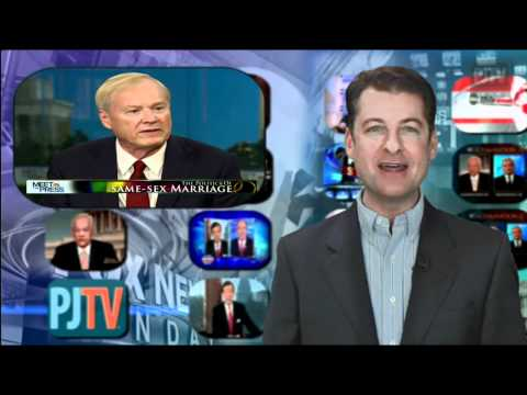 Hair Of The Dog: Same-sex Sunday-- Obama's Muddled Gay Marriage Strategy Dominates Airwaves video