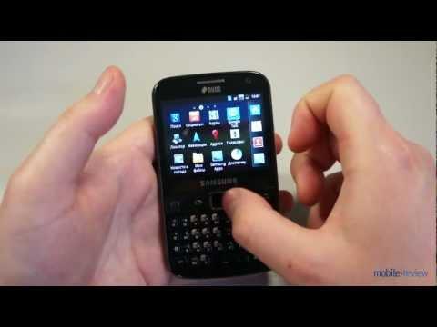 Обзор Samsung Galaxy Y Pro Duos