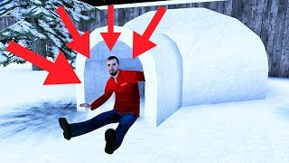 NOBODY COULD FIND HIM HERE! (GMOD Funny Moments)