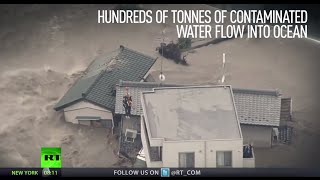 'Floods may pose threat not only to radiation under Fukushima but also structures'