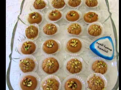 اروع الحلويات المغربية