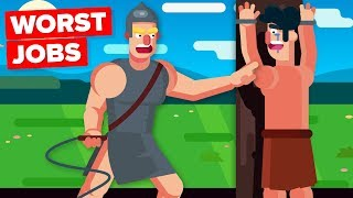 Worst Jobs In The Human History